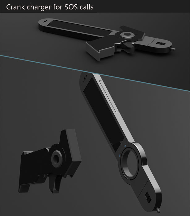 P-One Modular Concept Phone by Bilal Khan