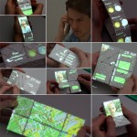 Futuristic Paddle Shapeshifting Smartphone Inspired by Rubik's Puzzle