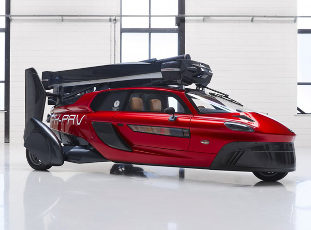 PAL-V Liberty Flying Car Stimulates Your Senses Like No Other Vehicles