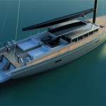 PAMA 80 Pleasure Yacht Combines Elegant Appearance And Dynamic Efficiency