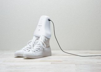 How to Get Rid of Smelly Shoes? Try Panasonic MS-DS100 Shoe Deodorizer