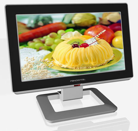 Fun in The Kitchen with Pandigital Kitchen Technology