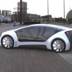 Panorama Car Design Features Transparent Body For Great Panoramic Views