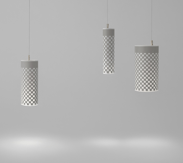 Paper Torch for Agic + Takeo by Nendo