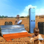 Parabosol – Portable Solar Powered Water Treatment System for Remote Areas