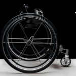 Parafree Wheelchair by Felix Lange