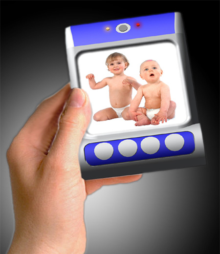 parents child dvd communicator