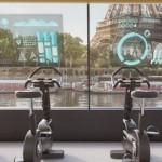 Paris Navigating Gym : A Fitness Vessel Powered by Human Energy