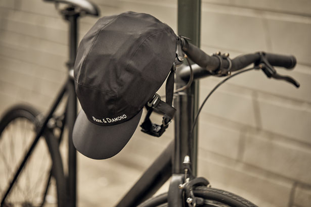 Park and Diamond Bicycle Helmet