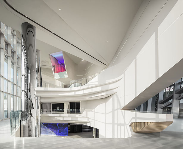Park Reception Hall of LUXERIVERS, Chongqing, China