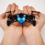 Spy Your Enemy with Parrot Minidrone Quadricopter