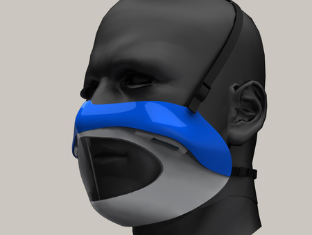 Particle Mask to Reduce Chemical Exposure