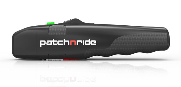 Patchnride : Portable Bicycle Flat Tire Repair Tool