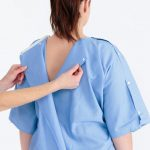 Hospital Patient Gown Gets Redesigned to Preserve Patients' Dignity