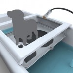 Paw Spa : Dog Tub For Urban Dog Owner