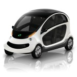 Peapod, Emission Free Electric Vehicle for 2009