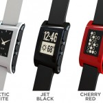 Pebble E-Paper Watch for iPhone and Android by inPulse