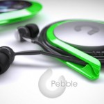 User Friendly Pebble MP3 Player
