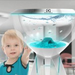 Futuristic Technology: Pecera Robot Fish Cleans Your Clothes Without Detergent