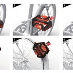 Pedal Lock Transforms A Bike's Pedal Into A Wheel Lock