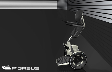 Pegasus WheelChair Concept