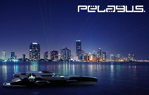Pelagus Yacht by Sebastian Campos