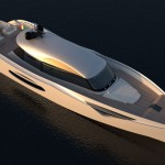 Pelican 80 Yacht by Gianluca Tramonti Features Sporty Lines and Attractive Design