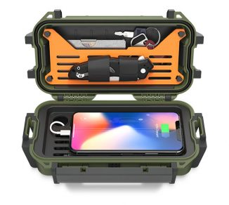 Pelican RUCK Personal Utility Case Protects Your Essentials Against Extreme Elements