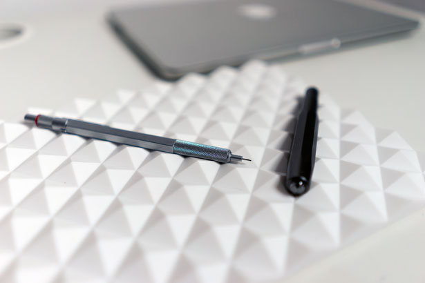 Pen Array - Pen Organizer by Ionut Croitoru