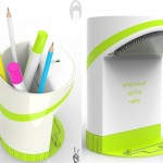 MUPOER Pen Holder Concept by Ajith Soman