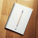 Pencil Note : Notebook and Pencil Case in One for Designers