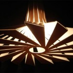 Penta Pendant Lamp by Luca Casarotto