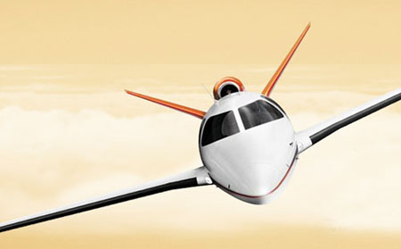 Travel in Your Personal Jet from EclipseAviation