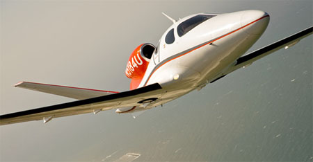 personal jet eclipse 400