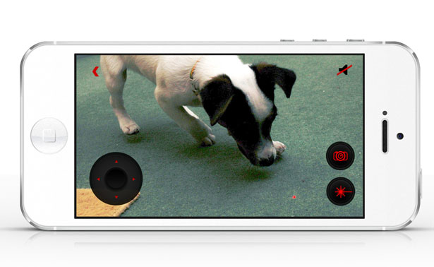 PetCube - Play with Your Pet Anywhere