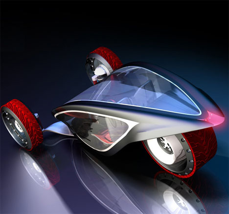 Peugeot Aureon Futuristic Car Features Innovative Design With Great Performance