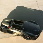 Peugeot Features Ex1, An Innovative Two Seater Electric Car For Future Transportation