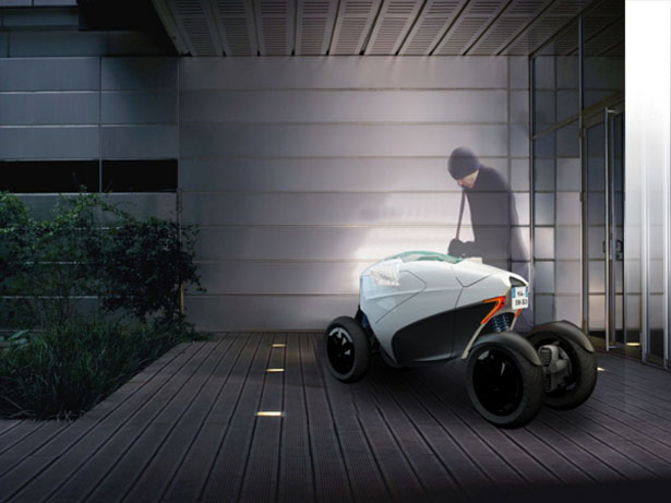 Peugeot Scooter 2++ For Future Micro Urban Mobility