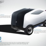 Peugeot Seed Eco Friendly Car Concept