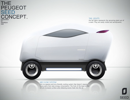 peugeot seed concept