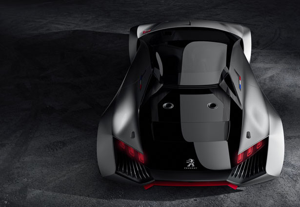 Peugeot Vision Gran Turismo for GT6 Video Game