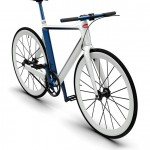 PG Bugatti Urban Bike Is Optimized for Aerodynamic Demands