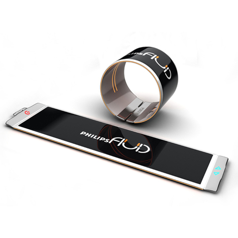 Philips Fluid Wearable Gadget