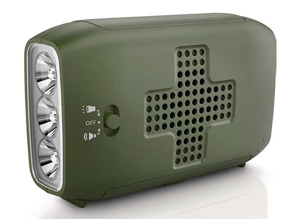 Philips Portable Emergency Radio AE1120/00