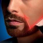 Philips Norelco Laser Guided Beard Trimmer 9000 for Precise, Symmetric Results