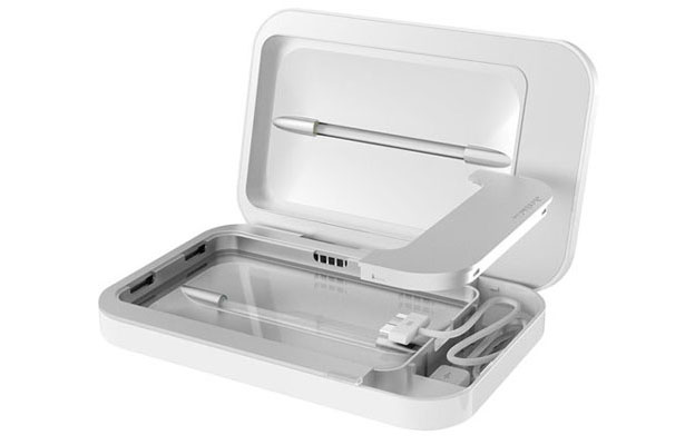 PhoneSoap to Sanitize Your Phone