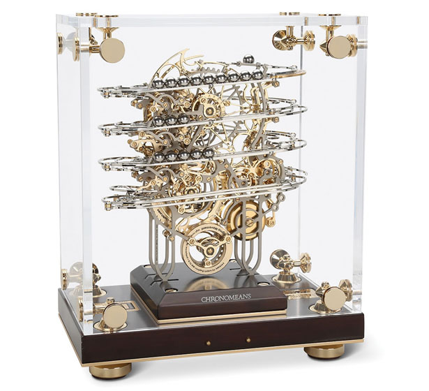 The Physicist's Perpetual Motion Clock