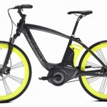 Piaggio Electric Bike Combines PMP Technology with Sleek and Modern Design