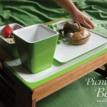 Picnic in Bed Tray Table Set : Breakfast in Bed Everyone?