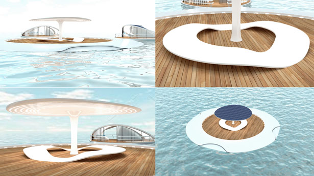 PinHouse Offers Ocean Connection and Water-Fun All In One Place by Vaidas Byla